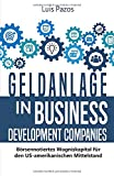 Geldanlage in Business Development Companies: Börsennotiertes Wagniskapital für den US-amerikanischen Mittelstand