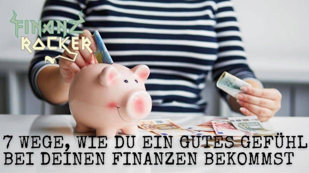 Gutes Gefühl Finanzen