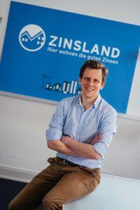 Zinsland - Crowdinvesting in Immobilien Carl von Stechow