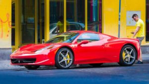 Börsenspiele_Ferrari