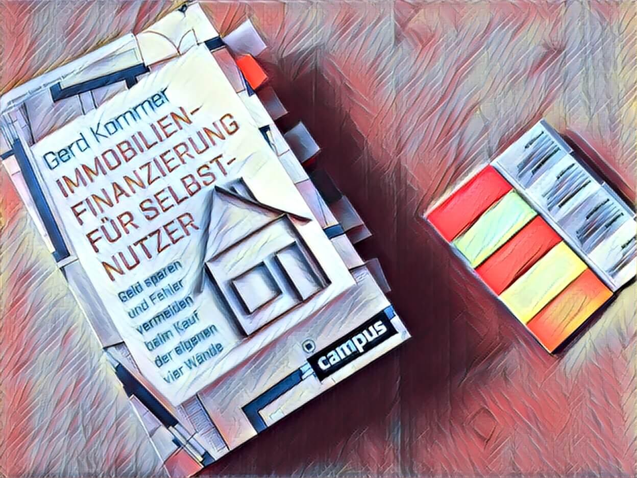 Gerd Kommer - Immobilienfinanzierung als Selbstnutzer