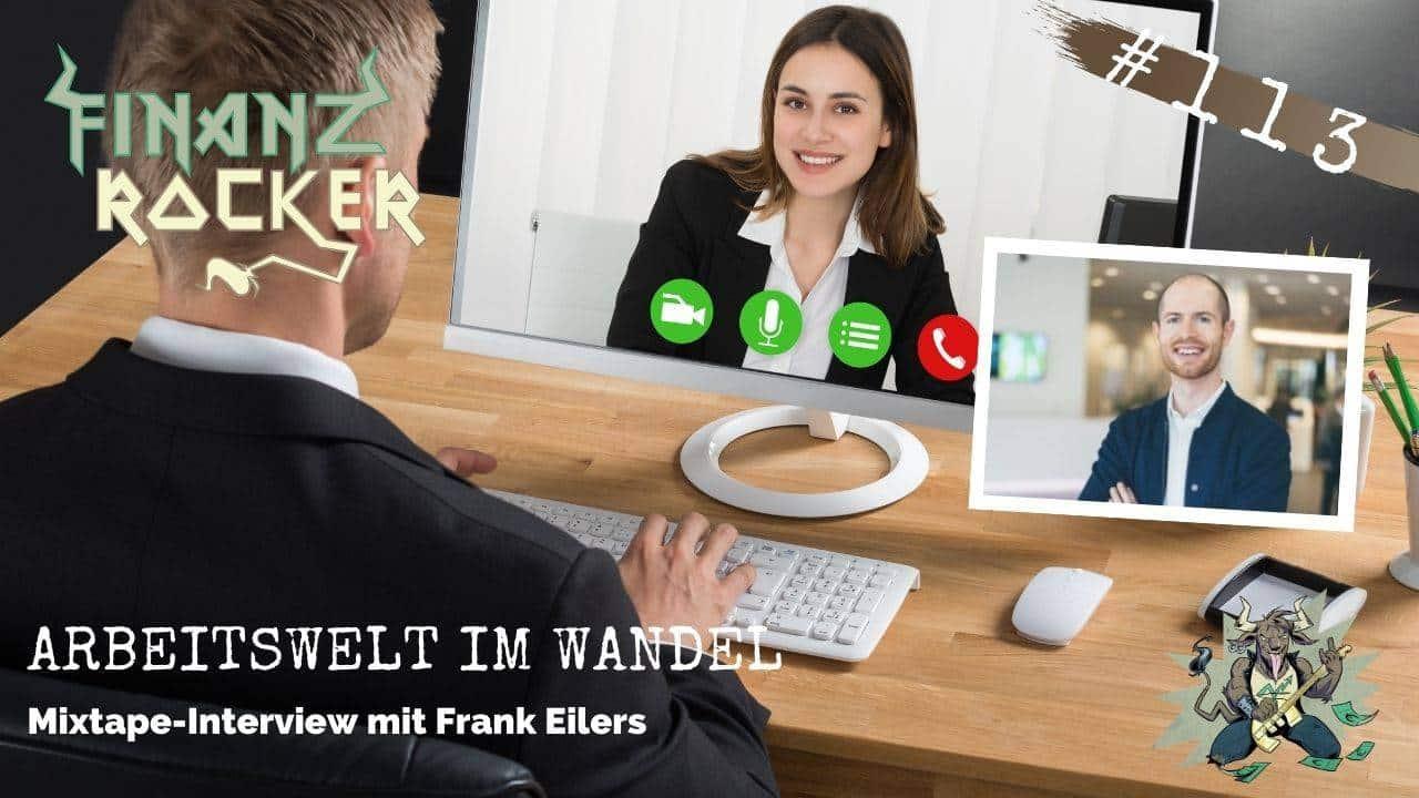 Frank Eilers Arbeitswelt im Wandel