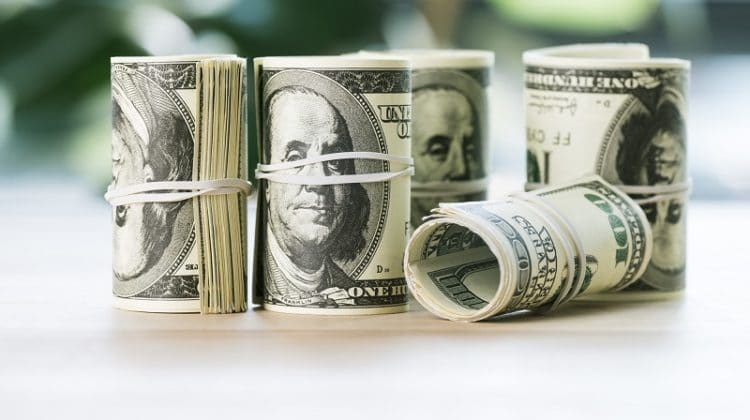 Über 600 Euro Dividende im Monat