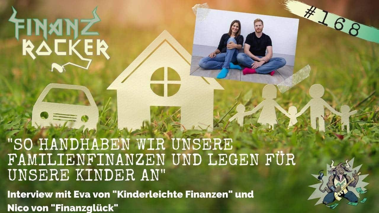 Familienfinanzen Finanzglück Kinderleichte Finanzen