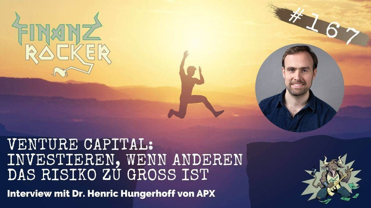 Henric Hungerhoff APX Venture Capital