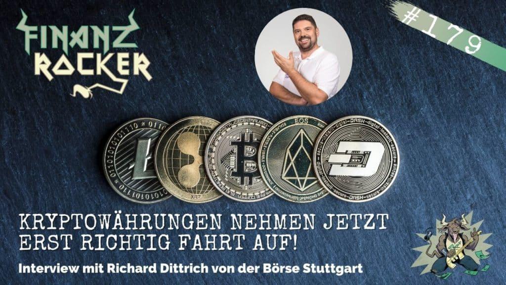 Kryptowährungen Richard Dittrich