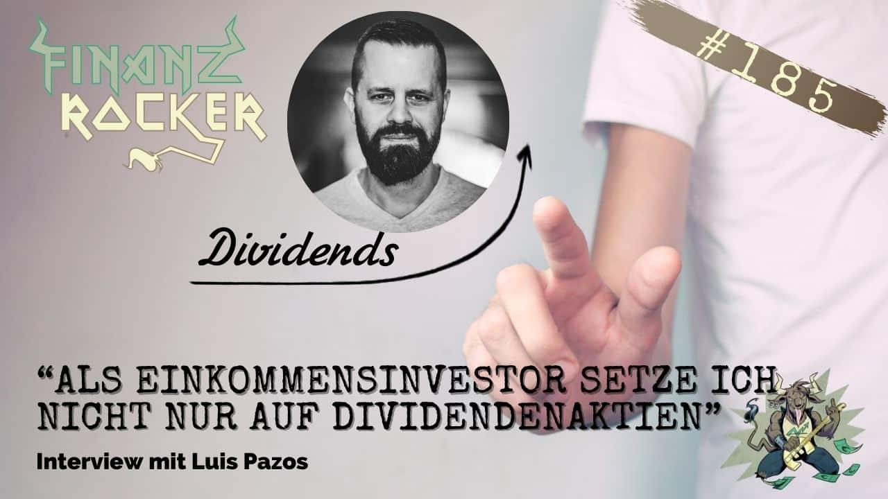 Luis Pazos Einkommensinvestor