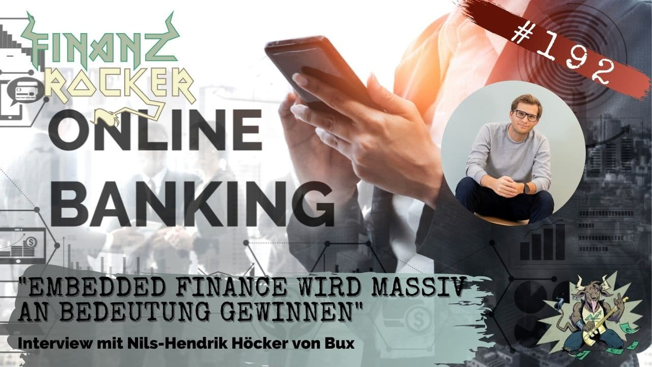 Nils-Hendrik Höcker Bux Embedded Finance