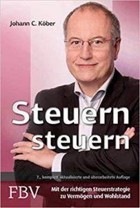 Steuern steuern Buchcover Johann C. Köber