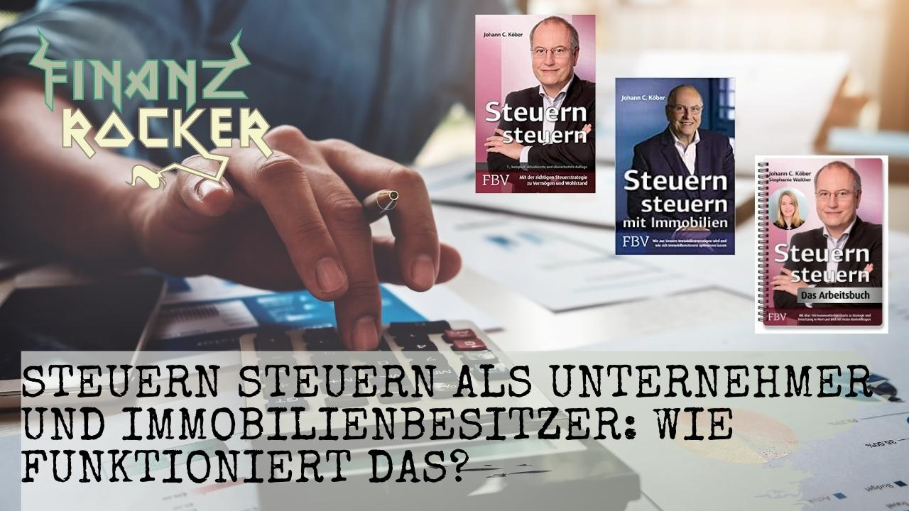 Steuern steuern Johann C. Köber