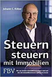 Steuern steuern mit Immobilien Johann C. Köber Buchcover