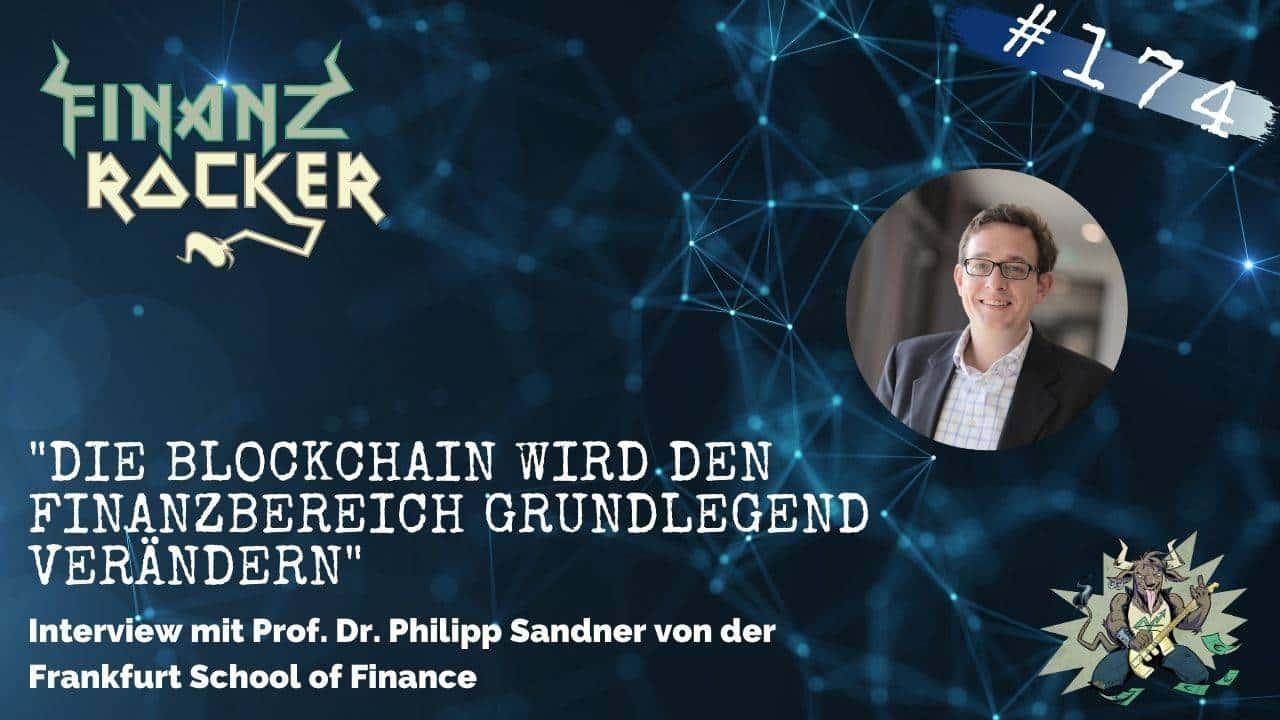 Philipp Sandner Blockchain