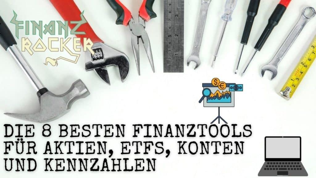 Finanztools Überblick